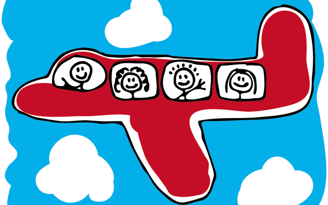 Sunduan Gastos Blues Away : How to arrange for unaccompanied minor with an airline