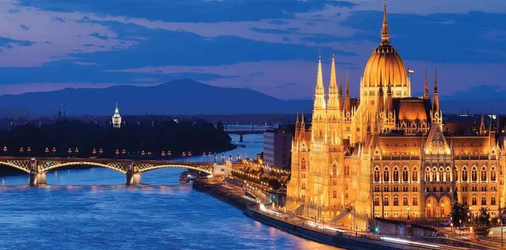 Vansol Travel   Melodies of the Danube