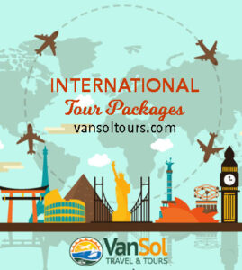 Vansol Travel | International Tour Packages