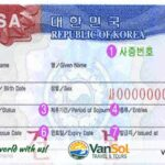 Korea Visa Requirements