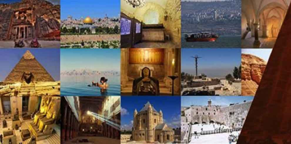 Pathways A Holy Land Tour | Vansol Travel and Tours