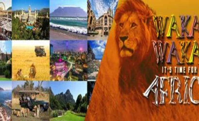 Wakawaka Africa Tour Package | Vansol Travel and Tours